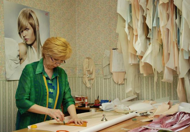 На данный момент мастерская, в которой работает Наталья, ей не принадлежит. Но вскоре, после открытия комплекса, все сотрудники переедут в новое место.