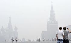 Въезд в Москву могут закрыть из-за смога