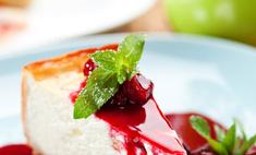 Готовим блюда из замороженной вишни
