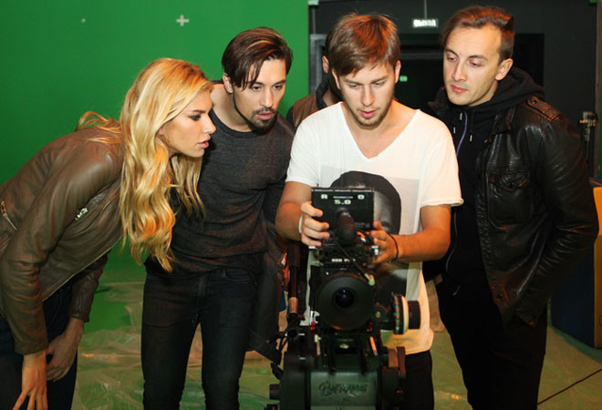 Дима Билан новый клип фото