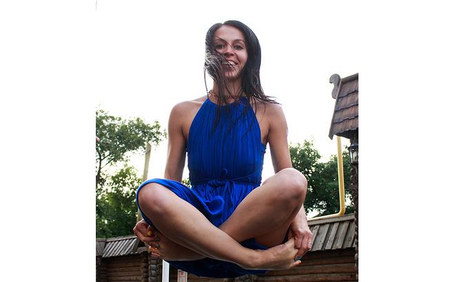 Екатерина Князева, тренер по йоге, фото