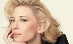 Кейт Бланшетт снова стала лицом аромата Giorgio Armani