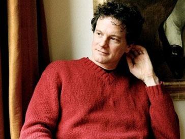 Колин Ферт (Colin Firth) готовится к роли в новом фильме