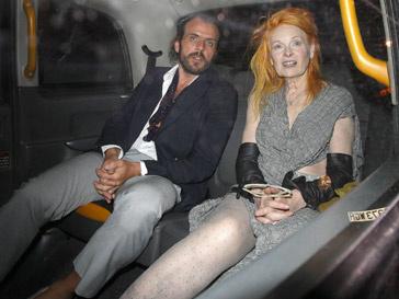 Вивьен Вествуд (Vivienne Westwood) – одна из самых успешных дизайнеров