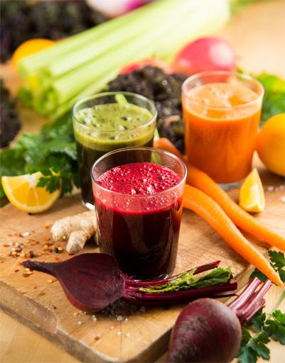 Напиток витаминныйn из свеклы и моркови
