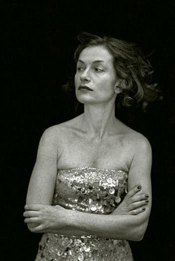Актриса Изабель Юппер, 2001 год.