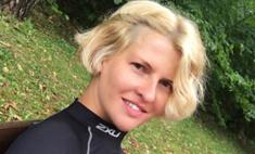 Простые, но эффективные упражнения на улице от Полины Киценко