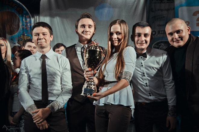 Лига КВН «Атмосфера», КВН «КиВиН-2015»