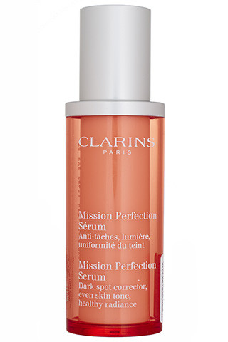 Clarins Осветляющая сыворотка Mission Perfection, 05
