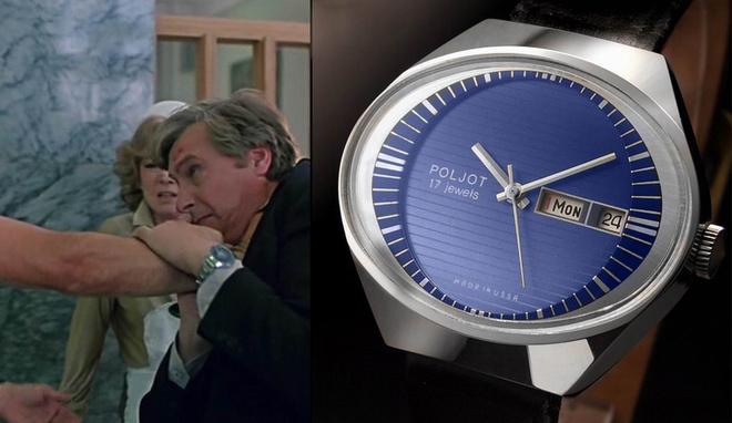 часы, советское кино, «Вокзал для двоих»