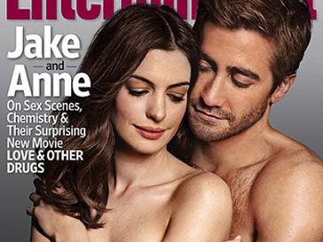 Энн Хэтуэй (Anne Hathaway) и Джейк Гилленхаал (Jake Gyllenhaal)