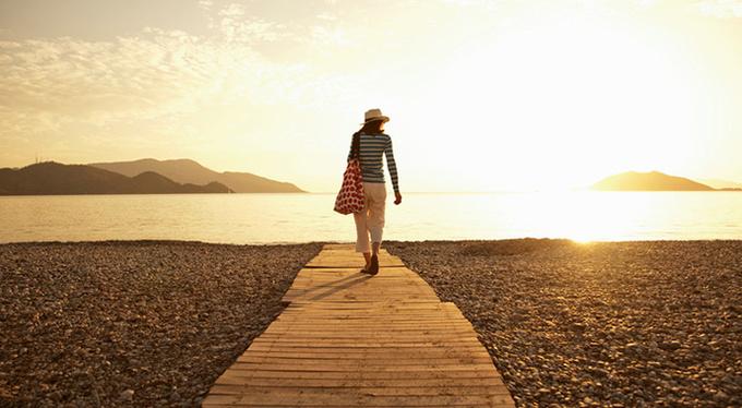 Путешествовать в одиночку