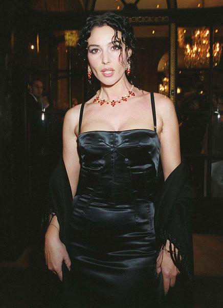 Моника Беллуччи, 1999 год