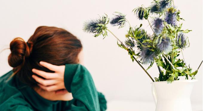 Где живет грусть и как ее оттуда выгнать?