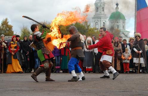 Фестиваль «Княжество Тверское»