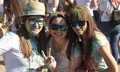 Фестиваль красок – 2015 в Барнауле: найди себя на фото!