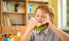 5 вариантов полезного перекуса для вашего школьника