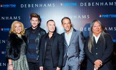 Российские звезды познакомились с британскими дизайнерами