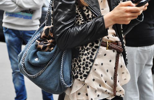 Самая стильная сумка весны-лета/2011.