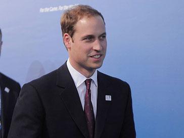Принц Уильям нервничает перед свадьбой
