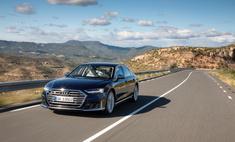 Быстрый и роскошный Audi S8 уже доступен для заказа