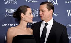 Джоли и Питт хотят спасти брак седьмым ребенком
