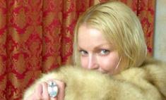 Анастасия Волочкова показала свое фото без макияжа