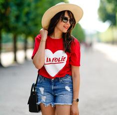 Вдохновение: 18 идеальных комплектов с шортами