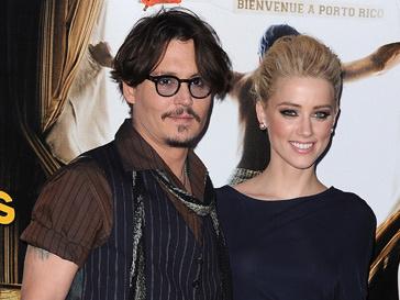 Джонни Депп (Johnny Depp) и Эмбер Хард (Amber Heard)