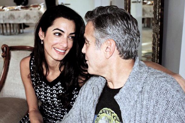 Джордж Клуни: фото
