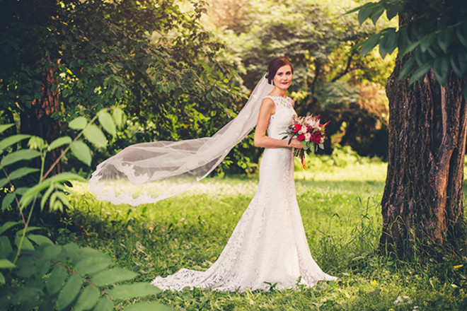 Гузель и Александр Сабаевы, свадьба