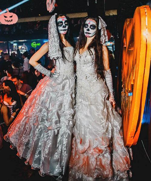Где отметить Хеллоуин 2016 в Ростове