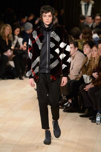 Неделя мужской моды в Лондоне: главные показы   галерея [3] фото [11]