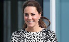 Кейт Миддлтон показала, как носить леопардовый узор