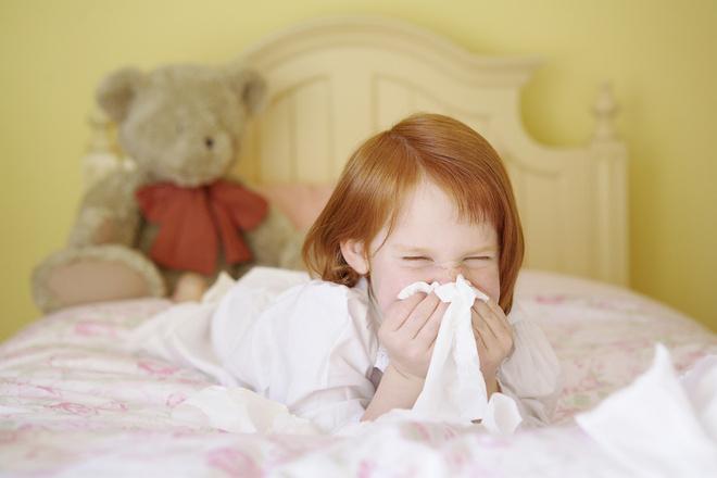 детская аллергия причины способы лечения