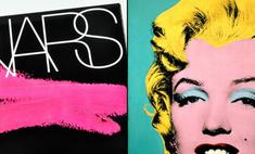 Бренд Nars выпустит коллекцию макияжа в стиле Энди Уорхола