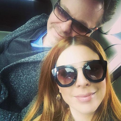 Наталья Подольская родит сына