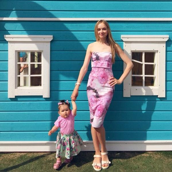 модная мамочка, секреты стильной мамы