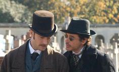 Стало известно название сиквела про Шерлока Холмса