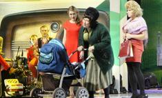 Шоу «Четыре татарина – 3»: Дед мороз на сигвее, Мария Веденеева на елке