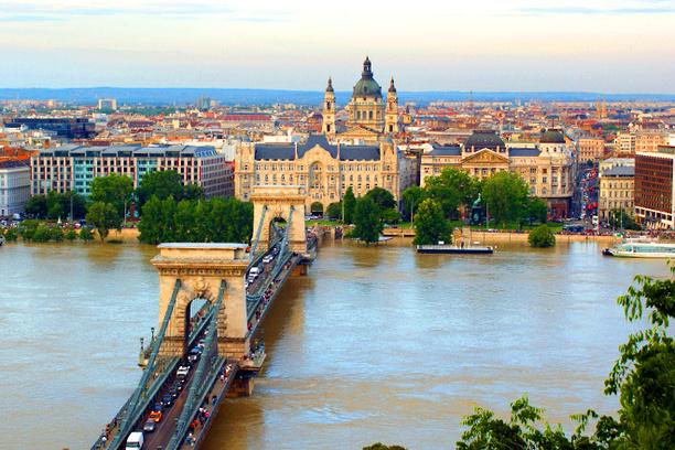 Где отдохнуть в Венгрии: Будапешт