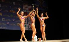 Культуристы из Пензы стали лучшими на соревнованиях по бодибилдингу