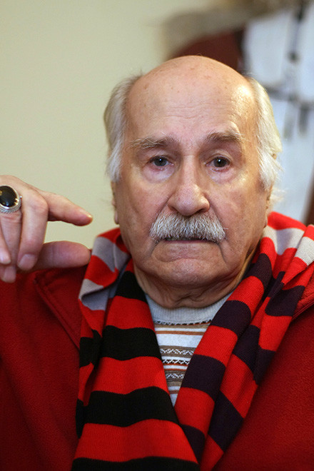 Владимир Зельдин фото