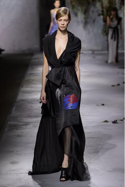 Показ Vionnet на Неделе моды в Париже | галерея [1] фото [4]