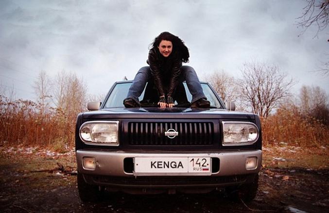 Архив фото автомобилей с девушками