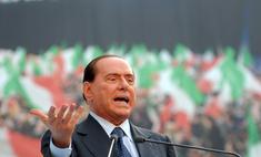 Сильвио Берлускони впервые снялся в рекламе