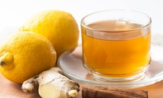 Имбирный чай – напиток для сильных и здоровых