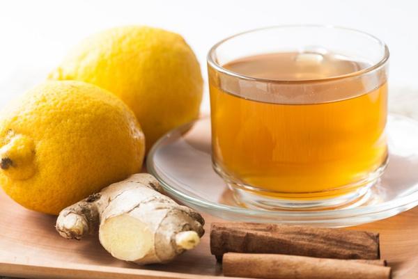 Делать имбирный чай