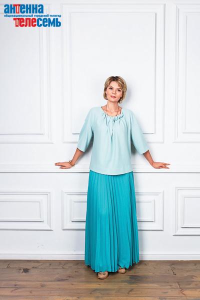 Юлия Меньшова 2013