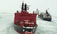 «Берег Надежды» вывели из Охотского моря